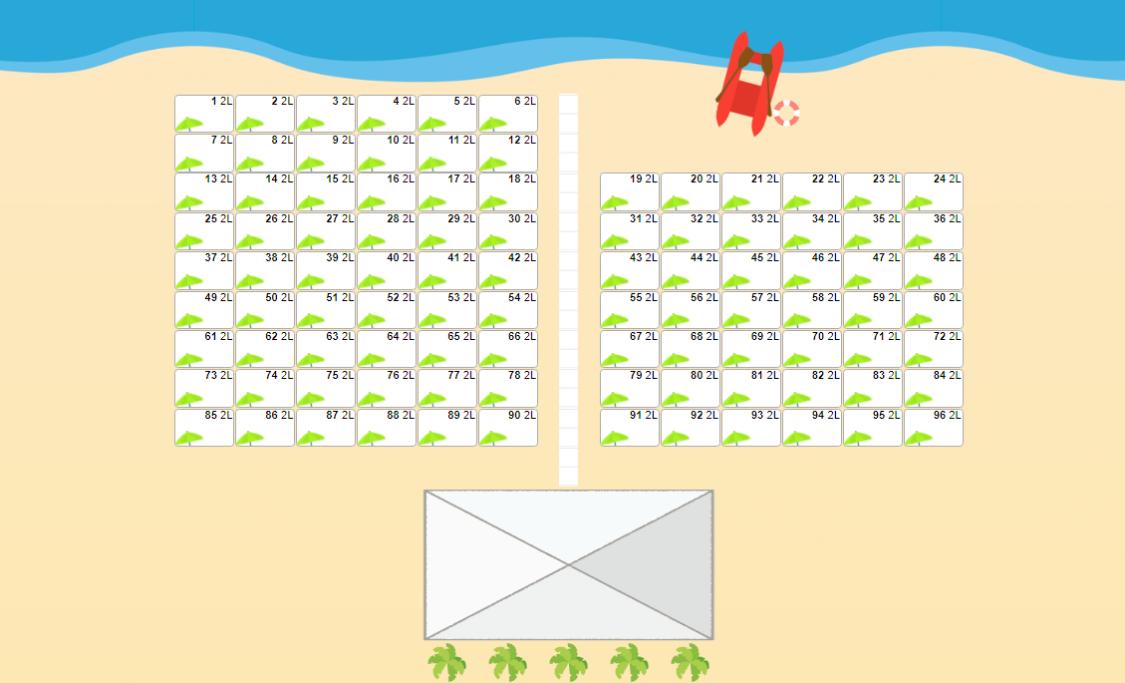 THE BEACH_OLD - Lido TamTam - Spiaggia - Stabilimento ...